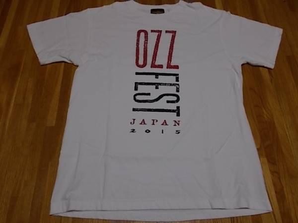 OZZFEST Japan 2015 Tシャツ サイズL