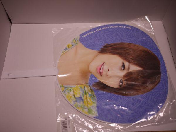 KARA 2nd JAPAN TOUR 2013 KARASIA うちわ NICOLE