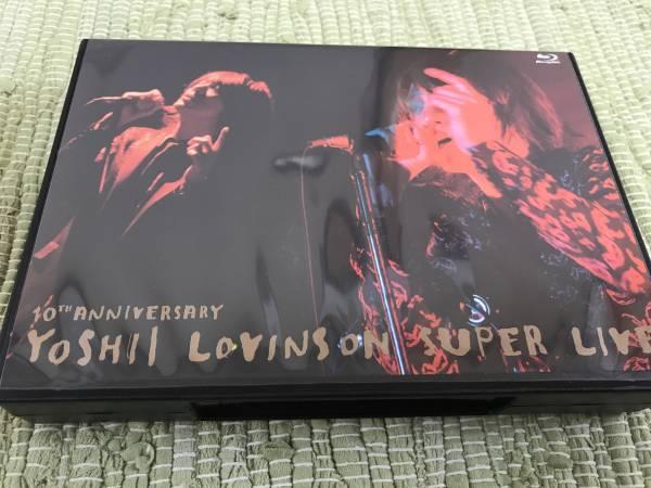 吉井和哉 YOSHII LOVINSON SUPER LIVE 10th Blu-ray