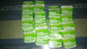 LINEギフトコード2000円分(100円×20枚)コカコーラ社PET製品購入でラインギフトコード必ずもらえるキャンペーン②