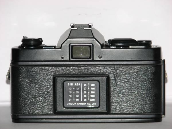 ◎ー346 ミノルタXG-S  点検整備済み 動作良好_画像3