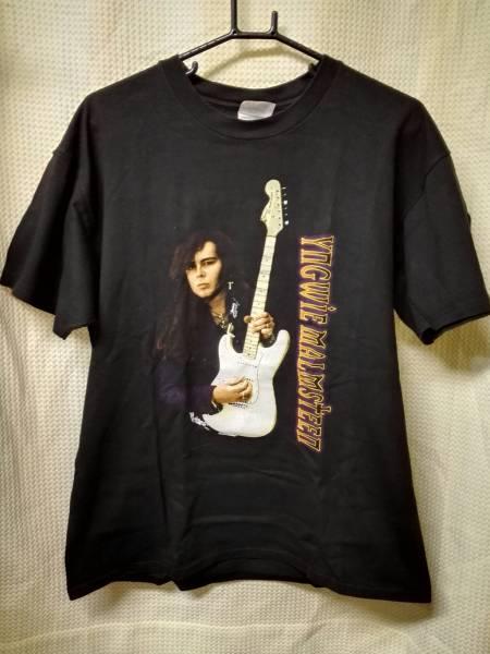 05 バンドTシャツ イングヴェイマルムスティーン ヴィンテージ 1998 L