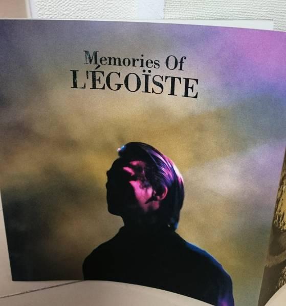 氷室京介 KING SWING会報1993年 ◆LEGOISTE ツアー冊子◆