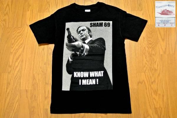 ■美品!SHAM 69【シャムシックスティーナイン】バンドTシャツ!(HOLLYWOOD HERO TOUR)666 購入!アメリカ・インポートTシャツ