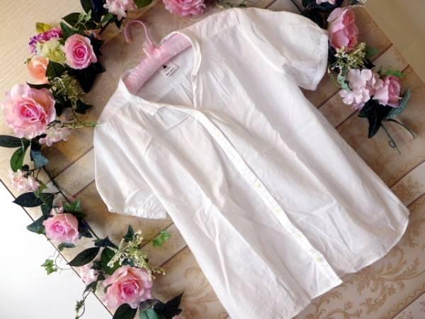 ☆美品☆niko and.... ニコアンド 半袖ブラウス 白色 サイズ3