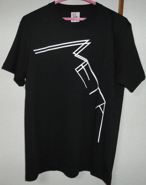 新品META logo Tシャツ(五木田智央デザイン) ブラック Mサイズ METAFIVE (高橋幸宏 テイ・トウワ コーネリアス 砂原良徳)