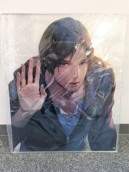未使用 イーカプコン限定 囚われのパルマ ハルト アクリルアート グッズの画像