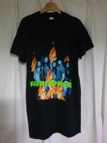 80s 1989年 ビンテージ デッドストック USA製 FAITH NO MORE フェイスノーモア Tシャツ
