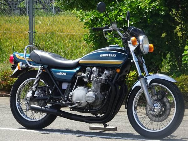 Kawasaki KZ900 A4 実動ベース車両 (Z1 Z2 750RS KZ900 Z1000LTD MK2)