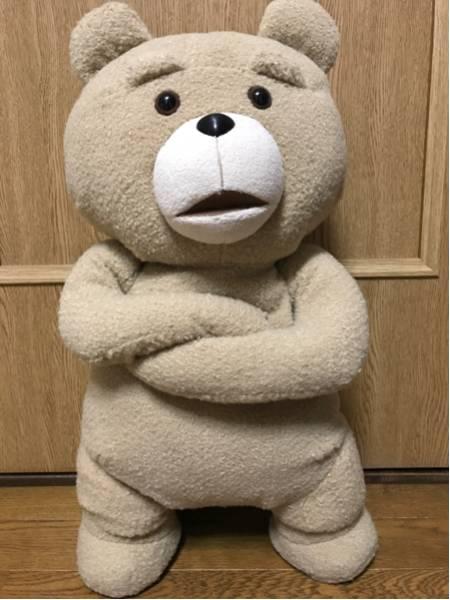 テッド2 ted2☆ぬいぐるみXLプレミアムpart5 約50cm☆新品非売品 グッズの画像