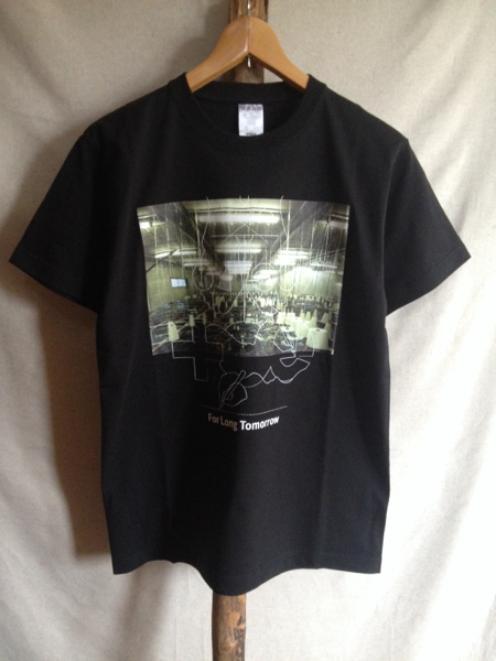 【toe】Tシャツ Mサイズ For Long Tommorow 状態良好
