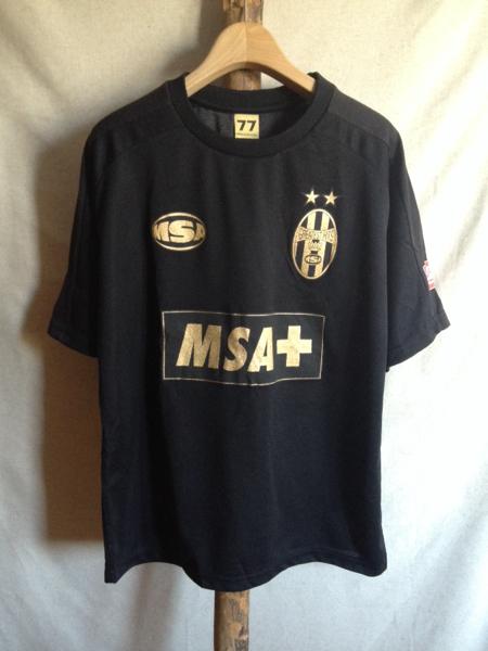 【MISIA】Tシャツ ユベントス風 スポーツ素材 GREATEST HITS 黒