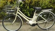 ブリヂストン ASSISTA STILA 電動自転車 ニッケル
