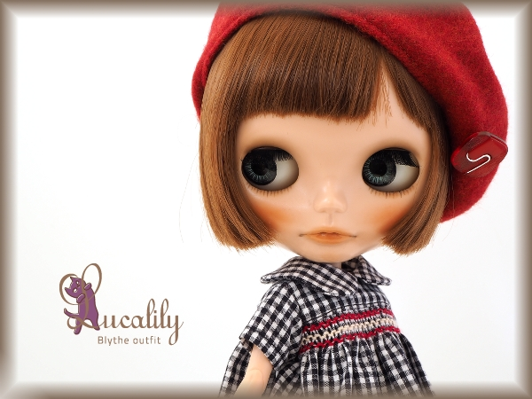 ** Blythe outfit ** Lucalily 530 **
