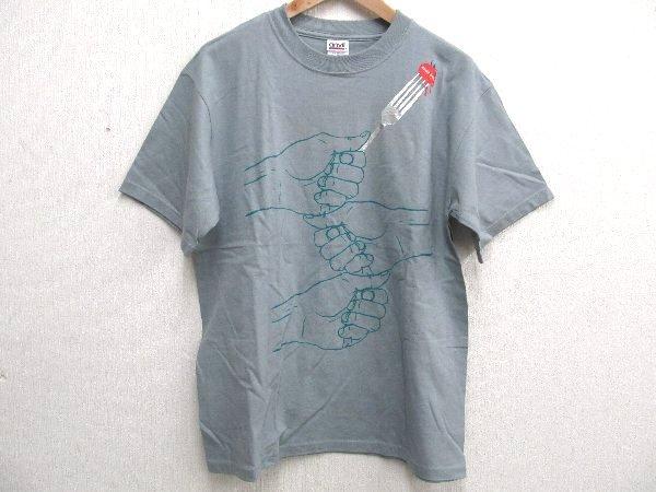 Y1095:スネオヘアーSUNEOHAIRライブTシャツMグレー:35