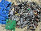 〇 レゴブロック 約13㎏ お城部品 プレート など 大量 中古品