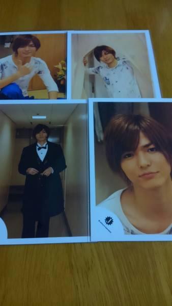 Hey!Say!JUMP 公式写真 ジャニーズワールド(貴重) 薮宏太 4枚セット