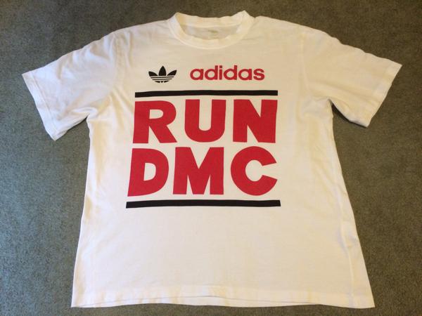 adidas アディダス RUN DMC jam master jayTシャツ XL/ rap tees def jam beastie boys public Enemy cypress hill house of pain n.w.a