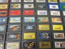 xt2115y 任天堂 ゲームボーイアドバンス ソフトのみ 63本 ダブり無し まとめ売り