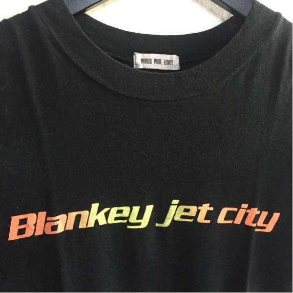 ブランキージェットシティ ワールドワイドラブ BLANKEY JET CITY Tシャツ