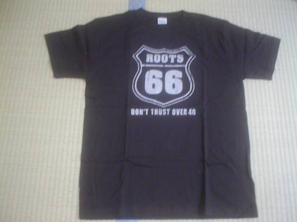 ROOTS66★2006年のTシャツ!!サイズ:M