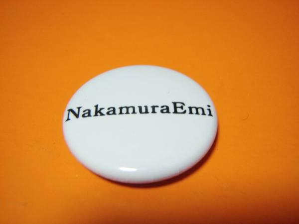 RSRライジングサン2016 バッジ Nakamura Emi