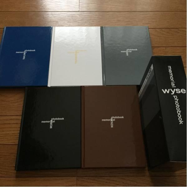 wyse memorial photo book メモリアルフォトブック