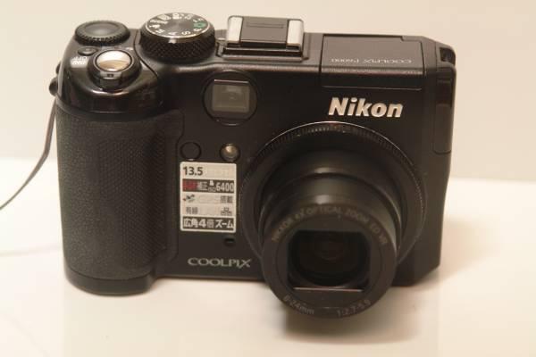 NIKON P6000 中古 coolpix