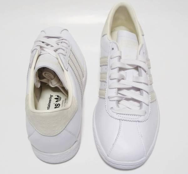 adidas TOBACCO WM タバコ 白 ホワイト 28.5cm アディダス タバコ ホワイトマウンテニアリング オリジナルス_画像2