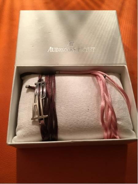 オーデマピゲ純正バングルブレスレットAUDEMARSPIGUET極美品箱付き正規品極美品925製_画像2