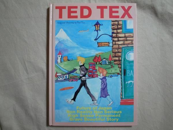 """中古 """"TED TEX―SSR‐027 浅井健一(著)"""" ライブグッズの画像"""