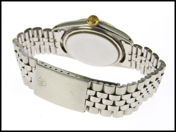 本物 ロレックス デイトジャスト メンズ オートマ AT 腕時計 ウォッチ 1601 11番台_画像3