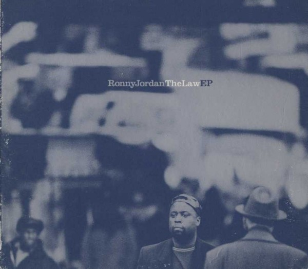 即決(CDS)THE LAW/RONNY JORDAN *LOFT_画像1
