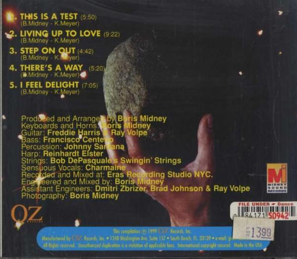 即決(CD)S.T./COMPANION *BORIS MIDNEY_画像2