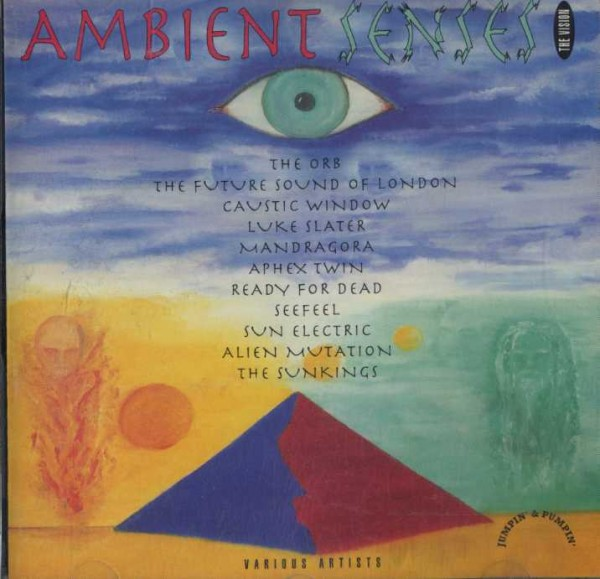 即決(CD)AMBIENT SENSES -THE VISION-/V.A._画像1