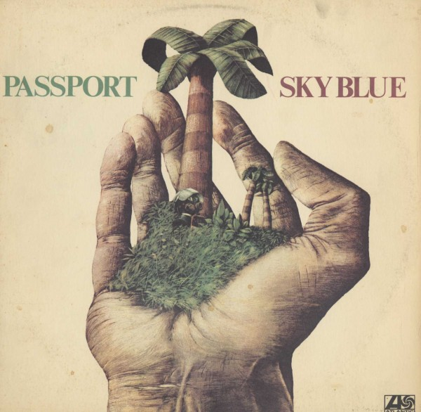 即決(LP)SKY BLUE/PASSPORT *LOFT,LOCO-MOTIVE