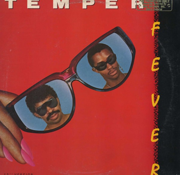 即決(12)FEVER/TEMPER *LARRY LEVAN_画像1
