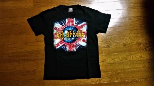 2008年DEF LEPPARDデフレパード日本公演購入ツアーTシャツ!
