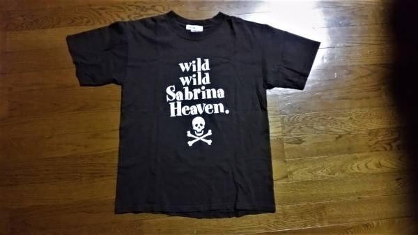 レアTMGEミッシェルガンエレファントWILD WILD SABRINA HEAVEN Tシャツ!チバユウスケTHE BIRTHDAY.ROSSOルードギャラリーrude gallery