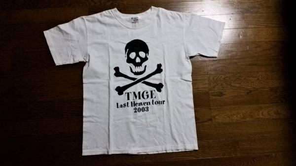 レアTMGEミッシェルガンエレファントLAST HEAVEN 2003ツアーTシャツ!チバユウスケTHE BIRTHDAY.ROSSOルードギャラリーrude gallery