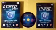 【1660】 4531327197389 act2 Stuffit Deluxe 2009 スタッフィット デラックス 圧縮 解凍ソフト アーカイブ 自己修復smithmicro
