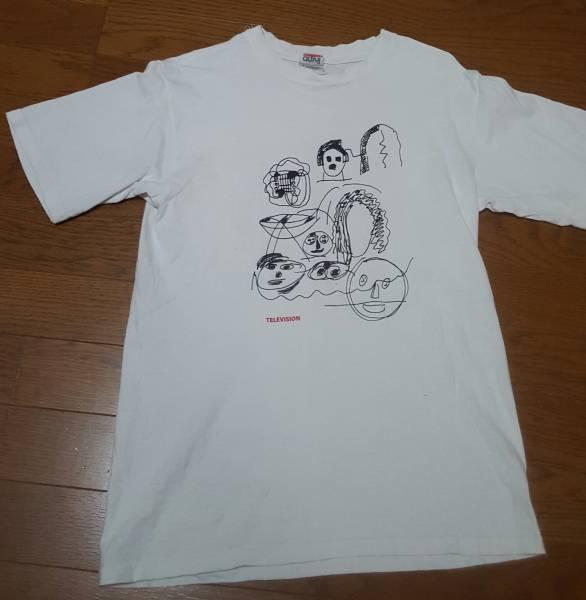 Television 2003年来日Tシャツ ラモーンズ NYパンク velvet underground