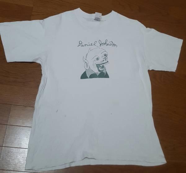 ダニエル ジョンストン 来日時購入Tシャツ Mサイズ