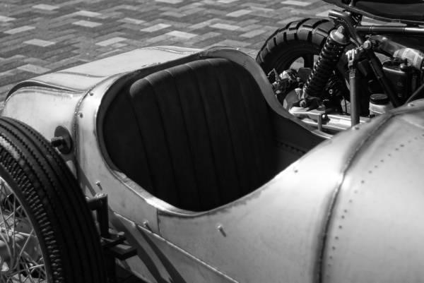「BMW K100ホットロッドサイドカー 現車確認O/K」の画像2