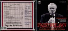 スヴェトラーノフ−スウェーデン放送交響楽団/レスピーギ:ローマ三部作(中古CD)