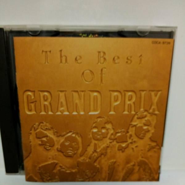 GRAND PRIX「THE BEST OF GRAND PRIX」 ジャパメタ_画像1
