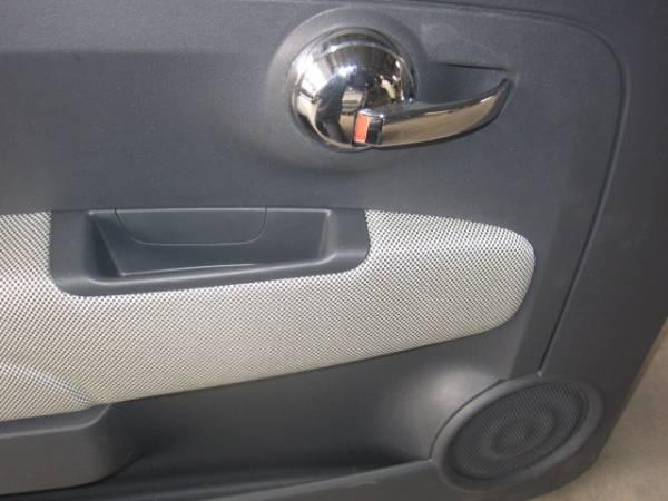 フィアット 500 チンクエチェント ツインエア ラウンジ ABA‐31209 左ドアトリム 内張り 右ハンドル用_画像2