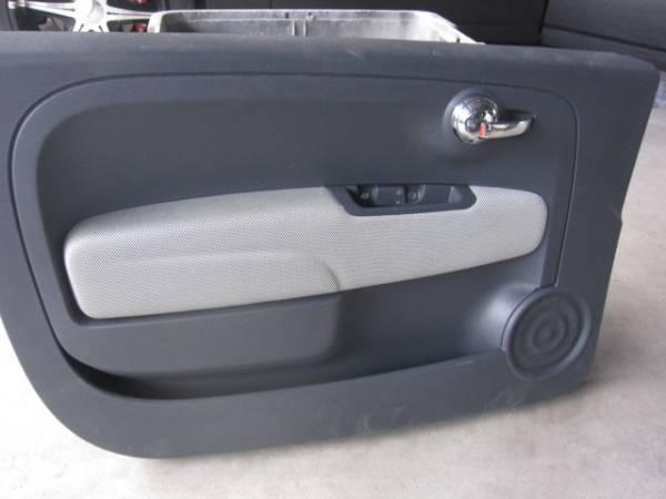 フィアット 500 チンクエチェント ツインエア ラウンジ ABA‐31209 左ドアトリム 内張り 右ハンドル用_画像1