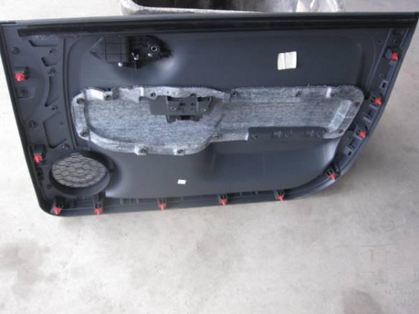 フィアット 500 チンクエチェント ツインエア ラウンジ ABA‐31209 左ドアトリム 内張り 右ハンドル用_画像3