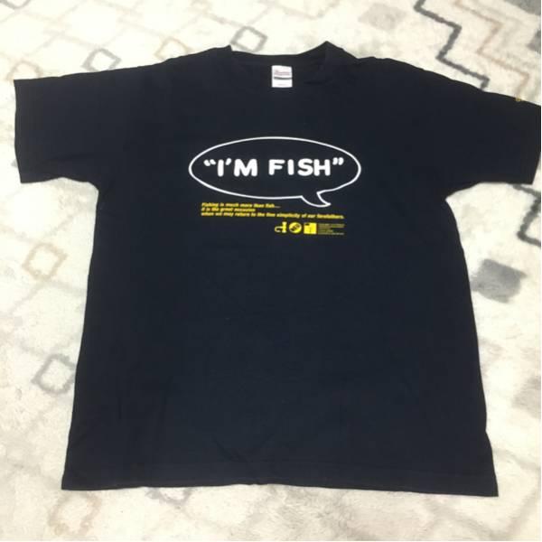 FISHMANS TシャツI'M FISHノベルティTシャツ Mサイズ 美品